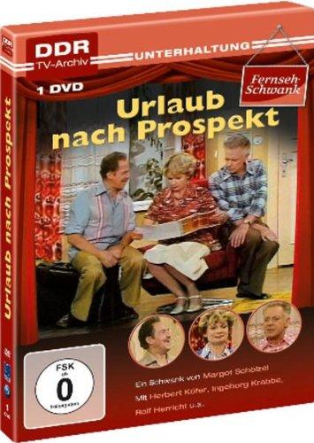 Urlaub nach Prospekt - DDR TV-Archiv [Alemania] [DVD]
