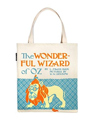 Out Of Print der Zauberer von Oz Tasche, 38,1x 43,2cm