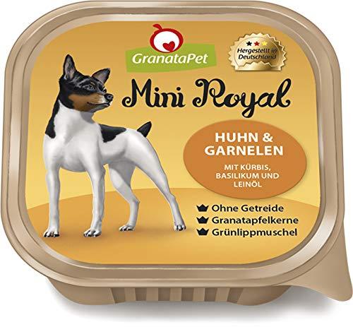 GranataPet Mini Royal Huhn & Garnelen, 150 g