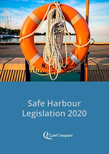 Safe Harbour Legislation 2020 (English Edition)
