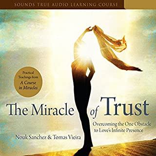Miracle of Trust audiobook cover art