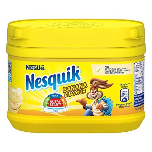 Nestl? Nesquik Banana Geschmack Milch Shake 300g (Pack von 10)