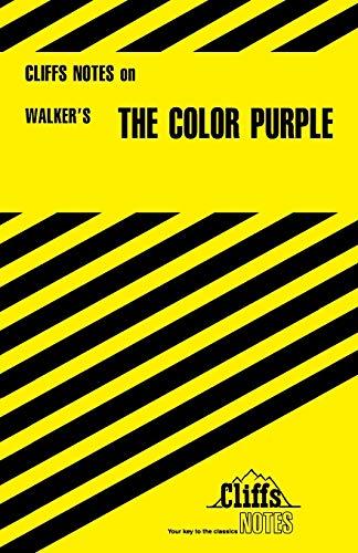 The Color Purple (Cliffs Notes)