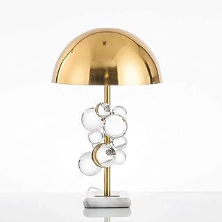CHNOI Cristal Couleur Lampe de Table, éclairage, Luxe, Créativité, Simplicité, Design, Salon, Bureau, Chambre, Lampe de Ch...