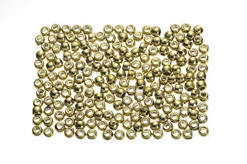 1000 black pony beads - 8