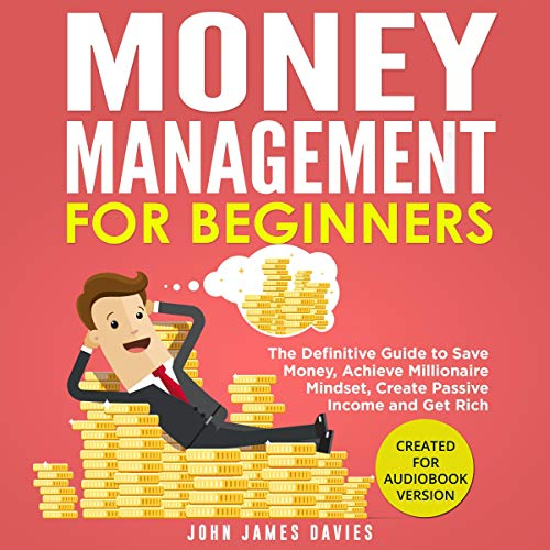 Page de couverture de Money Management for Beginners