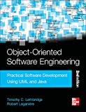 Object-Oriented Software Engineering: Practical Software Development Using UML and Java - Timothy Christian Lethbridge