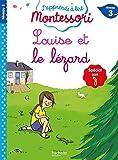 Montessori Niveau 3 - Louise et le lézard (son z/s)