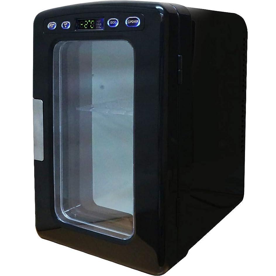 命題二十制限UP STORE ポータブル 冷温庫 小型 10L 氷点下-2~60℃まで設定可能 CH-10 (ブラック)