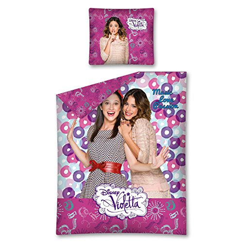 Funda nordica Violetta Friends 160x200cm