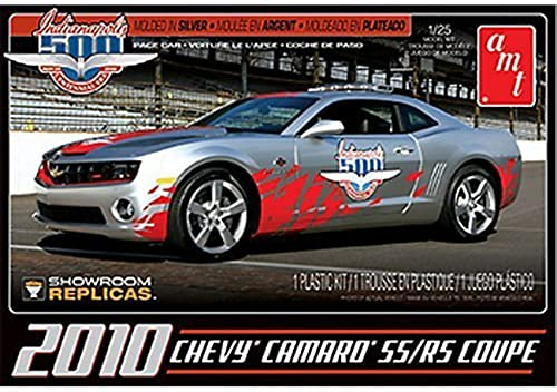 1 25 2010 Chevy Camaro RS SS Indy 500 Pace Car by AMT Ertl