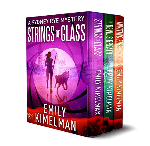 The Sydney Rye Mysteries Box Set (Books 4-6): Three gritty crime thrillers with dog (The Sydney Rye Mysteries Box Sets Book 2)