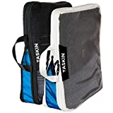 NEW - Compression Packing Cubes | Triple Zipper | Seperate Clean & Dirty Compartments w/Flexible...