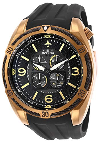 Invicta Aviator 28083 Herenhorloge - 50mm