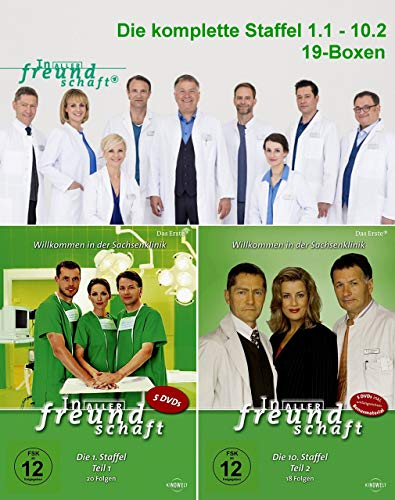 Staffel 1-10 (100 DVDs)