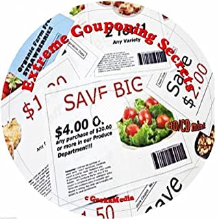 Learning Extreme Couponing: Books & Guides on Disc