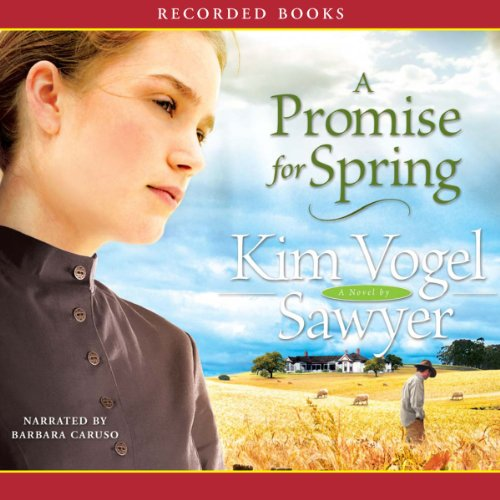 A Promise for Spring                   By:                                                                                                                                 Kim Vogel Sawyer                               Narrated by:                                                                                                                                 Barbara Caruso                      Length: 9 hrs and 48 mins     88 ratings     Overall 4.5