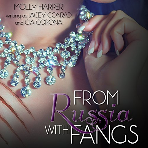 From Russia with Fangs audiobook cover art