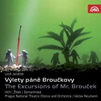 Excursions of Mr Broucek by MARTINU / FOERSTER / NOVAK (2010-05-25)