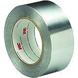 3M 425 Aluminum Foil Tape, 4.6 Mil, 2' x 5 yds, Silver, 1/Case, 3M Stock# 7100053630