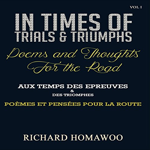 In Times of Trials and Triumphs audiobook cover art