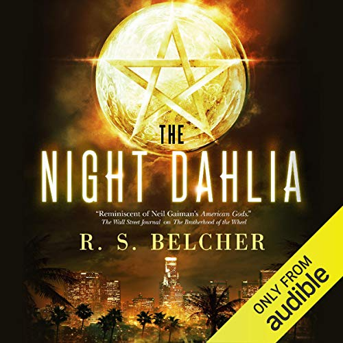 Couverture de The Night Dahlia