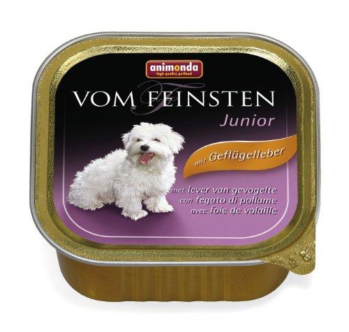 Animonda Vom Feinsten Junior - Foie de volaille - 22 x 150 g