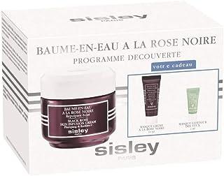 シスレー Black Rose Skin Infusion Cream Discovery Program: Black Rose Skin Infusion Cream 50ml+Black Rose Cream Mask+Eye Contour Mask 3pcs並行輸入品