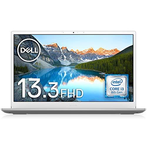 Dell モバイルノートパソコン Inspiron 13 5390 Core i3 シルバー 20Q21S/Win10S/13.3FHD/4GB/128GB SSD