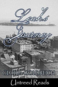 Leah's Journey (English Edition) par [Gloria Goldreich]