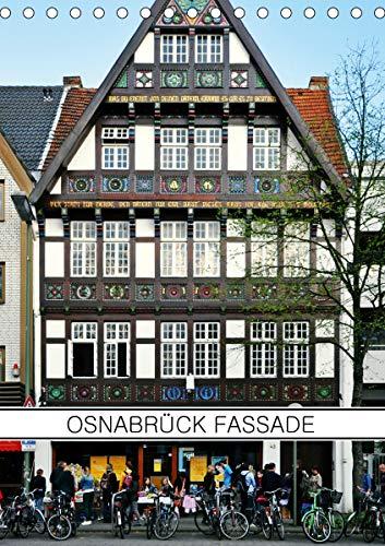 Osnabrück Fassade (Tischkalender 2021 DIN A5 hoch)