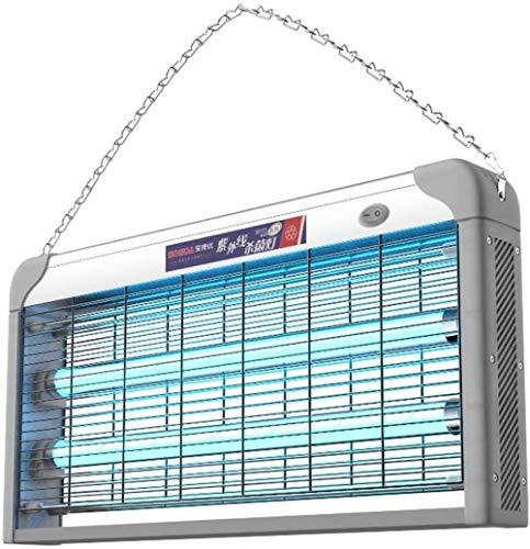 UV kiemdodende lamp, een kar lamp desinfectiemiddel kwartslamp suspensie met ozon, een 99% desinfectie effect, voor verschillende gelegenheden,40W,zilvergrijs