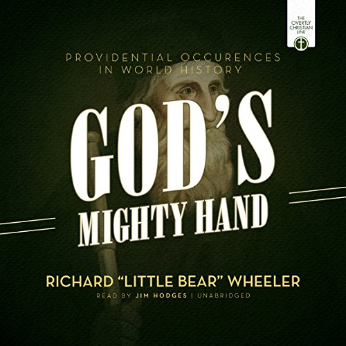 God's Mighty Hand audiobook cover art