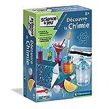 Clementoni- Découvre la Chimie-Jeu Scientifique, 52283