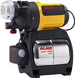 AL-KO 112444 HWF 1300 Inox Hauswasserwerk, 5000 L/h, inklusive XXL-Vorfilter