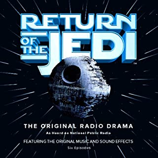 Star Wars: Return of the Jedi (Dramatized) audiobook cover art