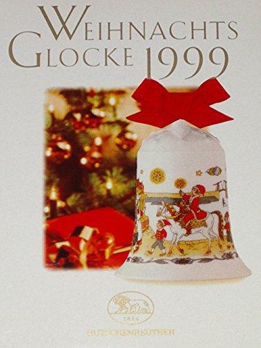 Hutschenreuther Weihnachtsglocke 1999