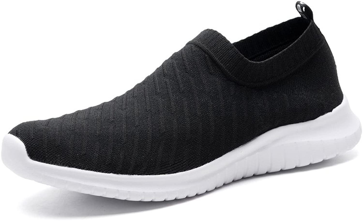 Xuancai Women's Breathable Lightweight Walking shoes Slip-On Sneakers
