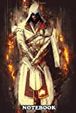 Notebook: Assassin Creed , Journal for Writing, College Ruled Size 6' x 9', 110 Pages