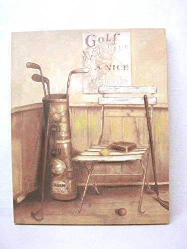 palo de golf antiguo