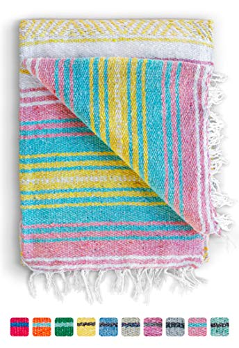 Benevolence LA Mexican Blanket Authentic Falsa