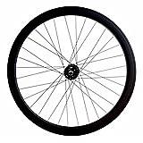 Mowheel Rueda de Bicicleta 40mm Delantera