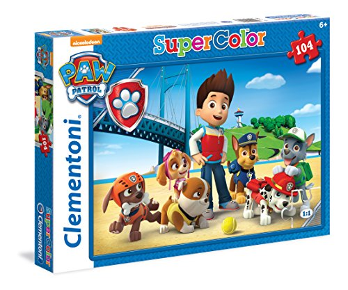 Puzzle Patrulla Canina 104 piezas Clementoni
