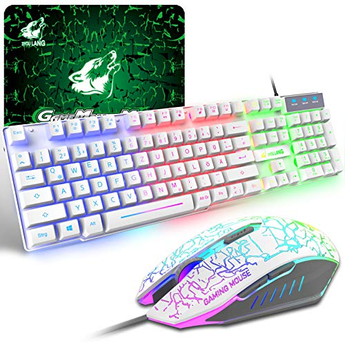 ZiYou Lang -  Gaming Tastatur Und