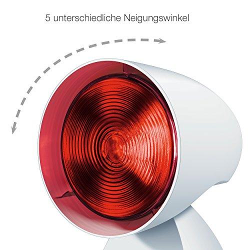 Beurer IL 35 Infrarotlampe wohltuendes  wärmendes Infrarotlicht zur Steigerung des Bild 4*