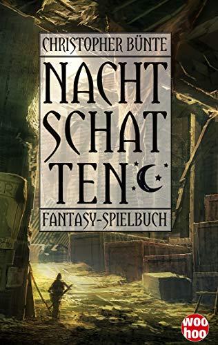 Nachtschatten: Ein Fantasy-Spielbuch (Die Chroniken von Numed 2)