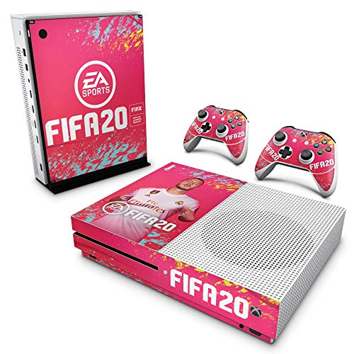 Skin Adesivo para Xbox One Slim - Fifa 20