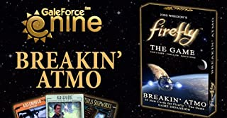 Firefly: the Game - Breakin Atmo: Game Booster Expansion Set (2013)