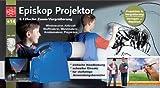 Projecteur à Image Fixe/épiscope pour aérographe MP501 1 Set