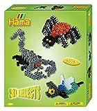 Hama - 3239 - Midi boîte MM - 3D Insectes
